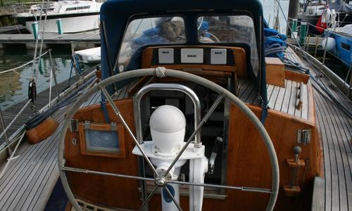Image of Custom Fred Parker bermudan cutter for sale in United Kingdom for £65,000 Hants, United Kingdom
