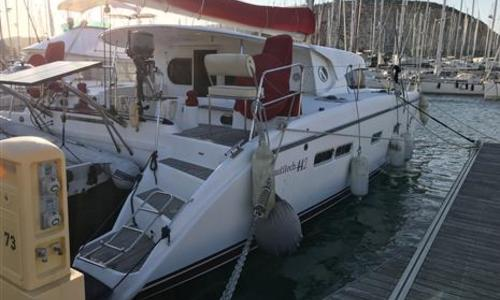 Image of NAUTITECH CATAMARANS 442 for sale in Greece for €365,000 (£331,315) Greece