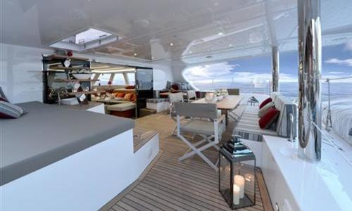 Image of Sunreef Yachts 58 for sale in Turkey for €1,500,000 (£1,359,471) Turkey