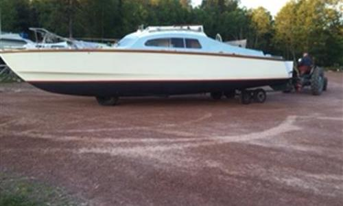 Image of Iroquois mkII for sale in Finland for €31,500 ($37,158) Finland