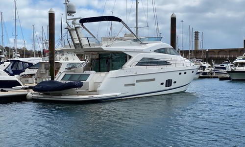 Image of Fairline Squadron 65 for sale in  for £789,000 St Helier,