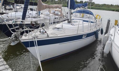 Image of Hallberg-Rassy 352 for sale in Netherlands for €49,500 (£45,114) Prins van Oranje, De Stienplaat 1, 8754 HE Makkum, Netherlands