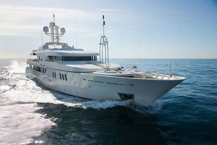 MERCURY for charter from €170,000 / week