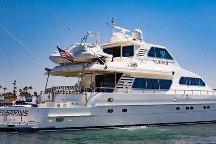 Horizon Belisarius for charter in  from $46,200 / week