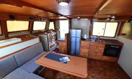 Image of C&L Marine Corporation Eurobanker 44' for sale in Greece for €70,000 (£60,860) Greece