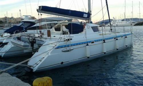 Image of Fountaine Pajot Belize 43 for sale in Greece for €170,000 (£147,707) Greece