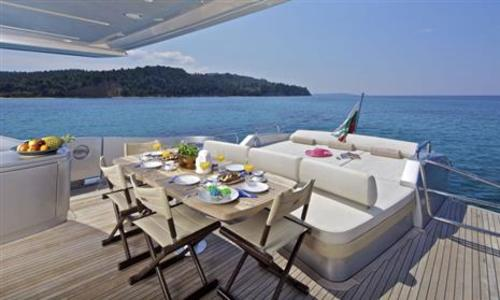 Image of Azimut Yachts 86 S for sale in Greece for €1,070,000 (£976,188) Greece