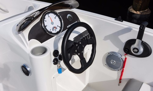 Image of Bayliner Element E5 for sale in United Kingdom for P.O.A. Farndon Marina, United Kingdom