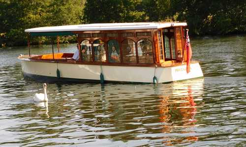 Image of Leo Robinson Gentleman's launch for sale in United Kingdom for £85,000 Henley on Thames, United Kingdom