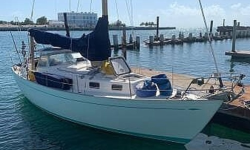 Image of Hallberg-Rassy 35 RASMUS for sale in United States of America for $28,900 (£22,579) Key West, Florida, United States of America
