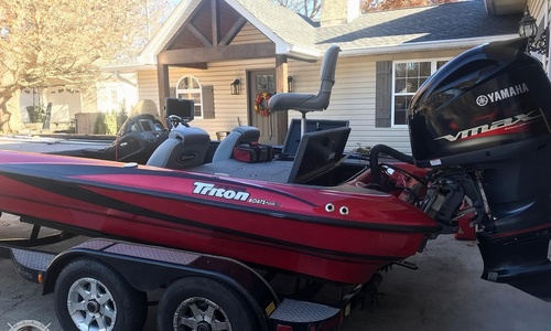 Image of Triton 20 TRX for sale in United States of America for $32,300 (£24,776) Chattanooga, Tennessee, United States of America
