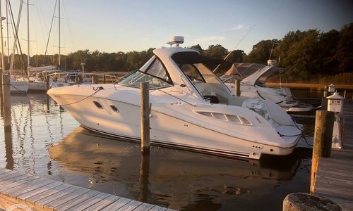 Image of Sea Ray 330 Sundancer for sale in United States of America for $147,500 (£113,083) Toms River, New Jersey, United States of America