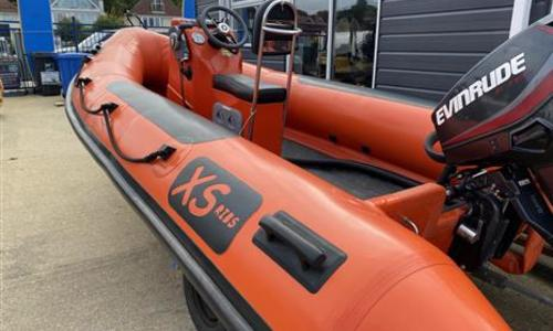 Image of XS Ribs 460 for sale in United Kingdom for £8,000 Poole, United Kingdom