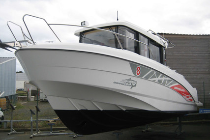 Beneteau Barracuda 8 for sale in France for €55,000 (£49,237)