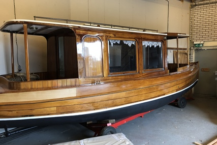 Salonboot / Notarisboot Teeuw Rotterdam 1926 for sale in Netherlands for €46,900 (£40,518)