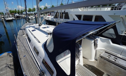 Image of Dufour Yachts 455 Grand Large for sale in Netherlands for €114,500 (£104,982) Willemstad NB (, Netherlands