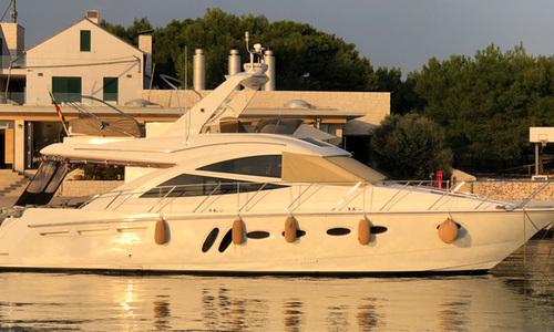 Image of Sealine T50 for sale in Croatia for €349,900 (£320,730) Adriatic , Croatia