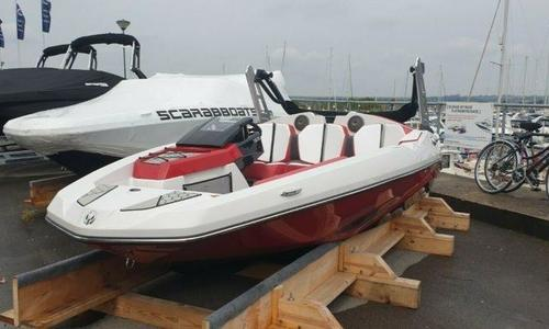 Image of Scarab 165 ID for sale in United Kingdom for £39,750 Poole, United Kingdom