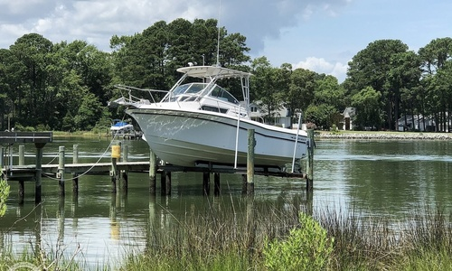 Image of Grady-White Sailfish 252 for sale in United States of America for $32,000 (£24,489) Gwynn, Virginia, United States of America