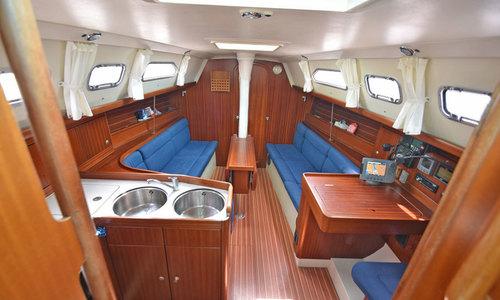 Image of Dehler 34 JV for sale in Netherlands for €69,750 (£63,935) Stranwei 17, 8754 HA Makkum, Netherlands