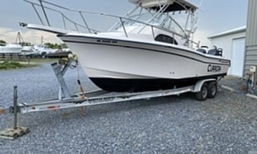 Image of Grady-White Sailfish 282 for sale in United States of America for $64,000 (£48,701) Rehoboth Beach, Delaware, United States of America