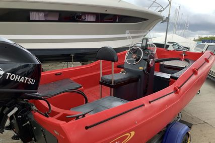 Fin Yak Secu 15 for sale in United Kingdom for £9,995