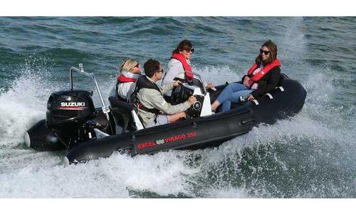 Image of Excel Virago 350 Aluminium Hull RIB for sale in United Kingdom for £10,995 Brightlingsea, United Kingdom