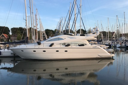Aicon 56 Flybridge for sale in Netherlands for €295,000 (£266,488)