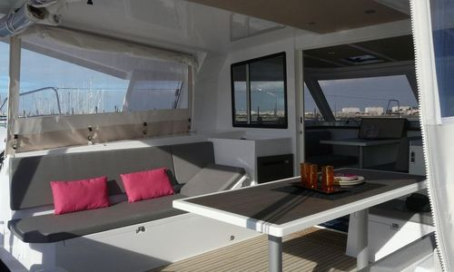Image of Nautitech 40 for charter in Antigua from €3,940 / week Antigua, Antigua