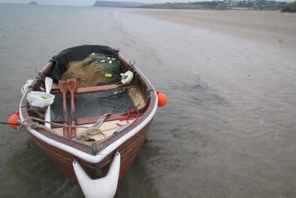 Custom Salmon Netting Rowing Boat for sale in United Kingdom for £2,000