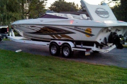 Sunsation 288 Closed Bow for sale in United States of America for $44,400 (£34,375)