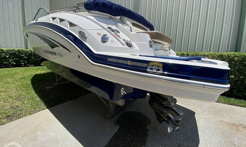 Image of Chaparral Sunesta 244 for sale in United States of America for $62,500 (£44,193) Largo, Florida, United States of America