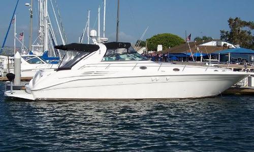 Image of Sea Ray Sundancer for sale in United States of America for $149,950 (£115,019) Newport Beach, CA, United States of America