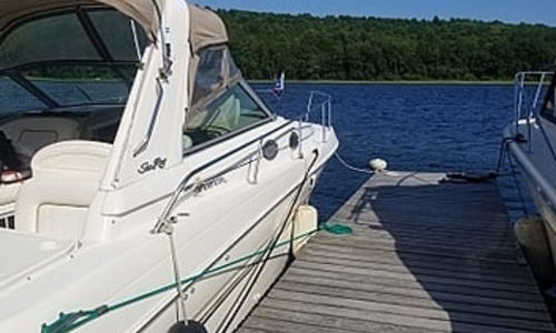 Image of Sea Ray 290 Sundancer for sale in United States of America for $38,800 (£29,761) Gardiner, Maine, United States of America
