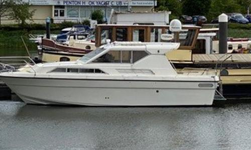 Image of Princess 30 DS for sale in United Kingdom for £24,950 Chertsey, United Kingdom