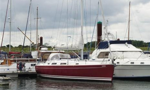 Image of Hanse 342 for sale in United Kingdom for £52,500 Burnham-on-Crouch, Royaume Uni, United Kingdom