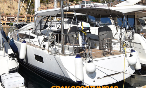 Image of Jeanneau 54 for sale in Spain for €398,000 (£360,047) Alicante (Alacant), , Spain