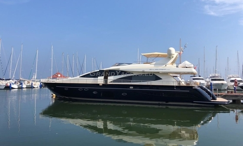 Image of Riva 85 Opera Super for sale in Italy for €1,750,000 (£1,606,743) Adriatic Sea (Fano), Adriatic Sea (Fano), Italy