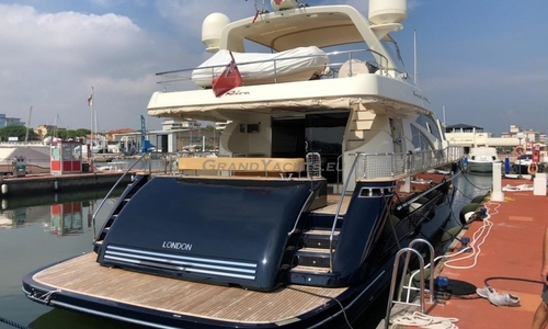 Image of Riva 85 Opera Super for sale in Italy for €1,750,000 (£1,506,595) Adriatic Sea (Fano), Adriatic Sea (Fano), Italy