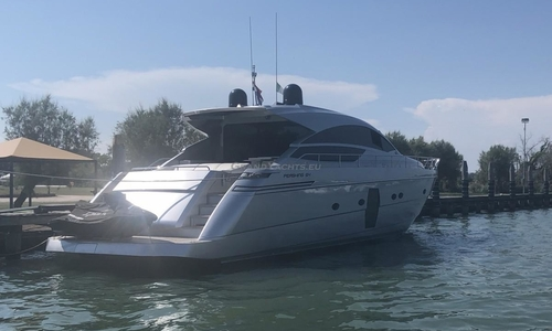 Image of Pershing 64 for sale in Italy for €960,000 (£823,737) Marche, Fano, Italy