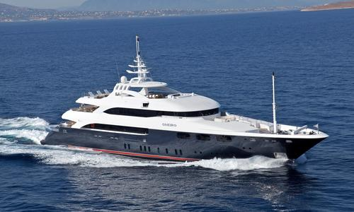 Image of Golden Yachts 51.87m, M/Y O'NEIRO for sale in Greece for €17,400,000 (£15,669,464) Athens, , Greece