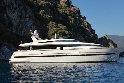 Sanlorenzo 100 for sale in Turkey for €1,480,000 (£1,333,742)