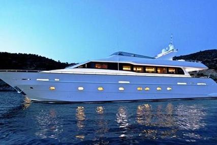 Tecnomar 100 for sale in Greece for €1,890,000 (£1,707,332)