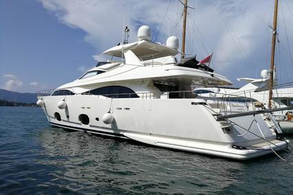Ferretti 97 Custom Line for sale in Greece for €3,290,000 (£2,962,976)