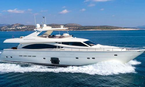 Image of Ferretti 830 for sale in Greece for €1,700,000 (£1,531,394) Athens, , Greece