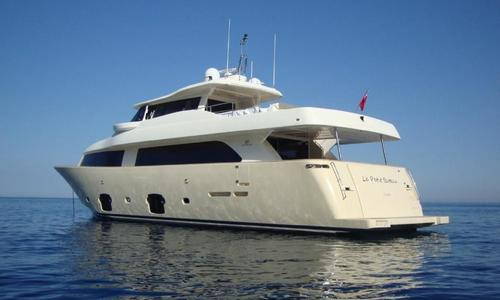 Image of Ferretti Navetta 26 for sale in Greece for €2,280,000 (£2,053,869) Athens, , Greece
