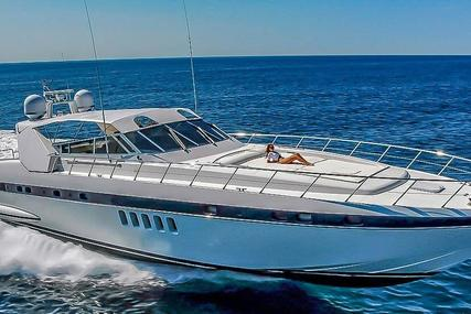 Mangusta 80 for sale in Greece for €440,000 (£397,704)