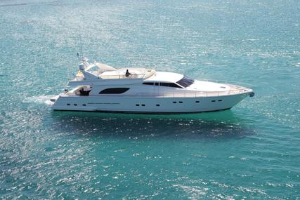 Ferretti 80 for sale in Greece for €590,000 (£528,172)