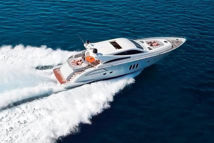 Alfamarine 72 for sale in Greece for €700,000 (£629,276)