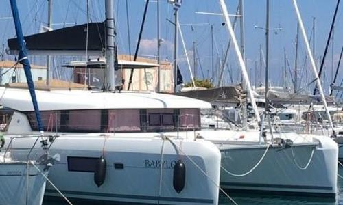 Image of Lagoon 42 for sale in Greece for €378,000 (£341,859) Ionian Sea, , Greece